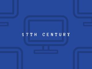17th century technology