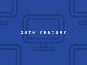 20th century tech