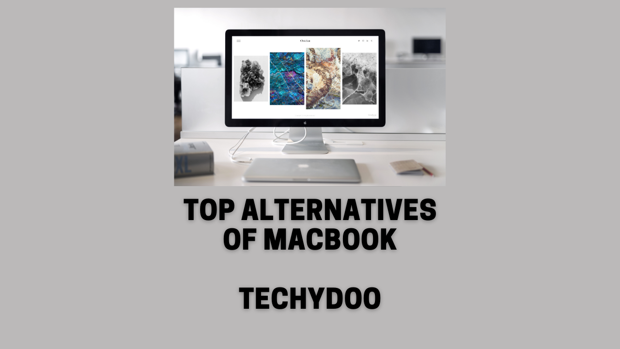 Top Alternatives of Macbook