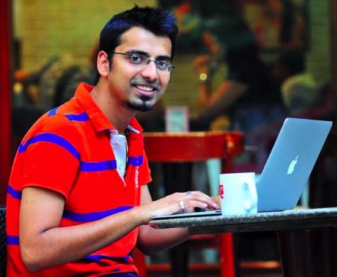 harsh agarwal indian tech blogger shoutmeloud