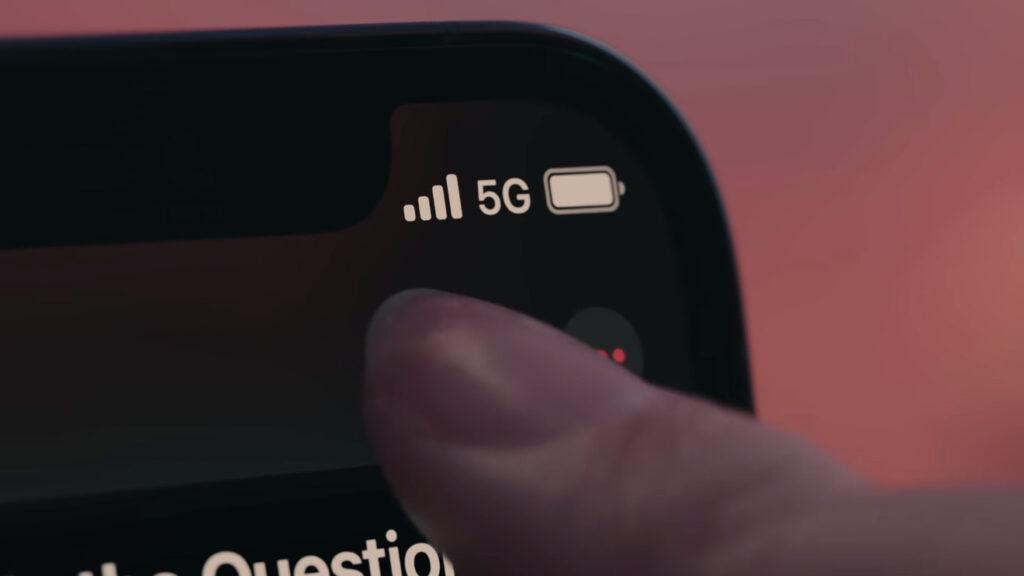 iPhone 12 5G phone