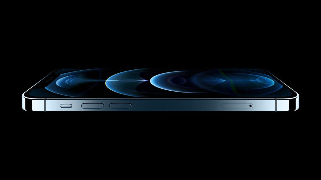Apple iPhone 12 design